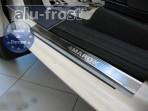Alufrost Накладки на пороги Volkswagen Amarok 2009-