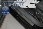 Alufrost Накладки на пороги Volkswagen Passat B7 2011-
