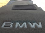 Коврики в салон текстильные для BMW 3 (E90) 2005-2011 черные ML Lux