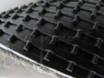 Коврики в салон текстильные для MG 6 2010- черные ML Lux 4 клипс