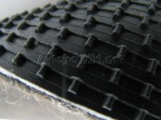 Коврики в салон текстильные для MG 5 2012- черные ML Lux 4 клипс