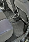 Коврики в салон для Ford Fusion 2002-2012 Novline