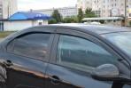 Cobra Tuning Дефлекторы окон для Chevrolet Aveo Sedan 2012-