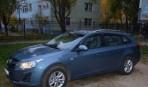 Дефлекторы окон для Chevrolet Cruze SW 2012-