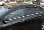 Дефлекторы окон для Geely Emgrand EC7 Sedan 2011-