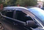 Дефлекторы окон для Honda CR-V 2013-
