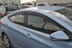 Cobra Tuning Дефлекторы окон для Hyundai Elantra MD 2011-
