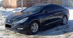 Дефлекторы окон для Hyundai Sonata YF 2010-