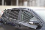 Дефлекторы окон для Kia Ceed (JD) Hatchback 2012-