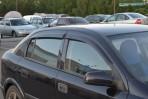 Cobra Tuning Дефлекторы окон для Opel Astra (G) SD/HB 1998-2005