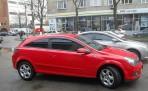 Дефлекторы окон для Opel Astra (H) hb 2004- (3 двери)