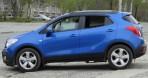 Дефлекторы окон для Opel Mokka 2013-