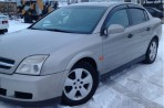 Дефлекторы окон для Opel Vectra C Sedan 2002-