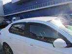Cobra Tuning Дефлекторы окон для Peugeot 301 2013-