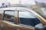 Дефлекторы окон для Renault Duster 2010-