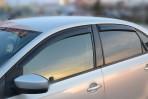 Дефлекторы окон для Volkswagen Polo Sedan 2010-