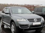 Дефлекторы окон для Volkswagen Touareg 2002-2010