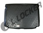 Резиновый коврик в багажник Audi A3 (8V) Sportback 2012-