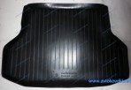 Резиновый коврик в багажник Chevrolet Lacetti Sedan 2004-