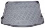 Резиновый коврик в багажник для Ford Focus 3 Hatchback 2011-