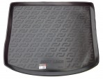 Резиновый коврик в багажник Ford Kuga 2013-