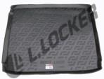 Резиновый коврик в багажник для Opel Zafira 2012- (5 мест)