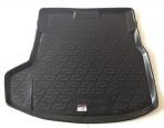 Резиновый коврик в багажник Toyota Corolla 2013-