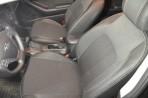 Чехлы из ЭКОкожи для Kia Cerato 2013- серая строчка