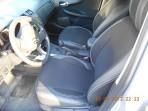 Чехлы из ЭКОкожи для Toyota Corolla 2007-2013 серая строчка