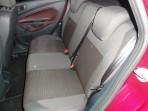 Авточехлы для Ford Fiesta 2008-2012 красная строчка MW Brothers