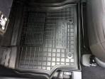 Резиновые коврики салон автомобиля автоковрики Тойота Королла AV