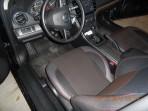 Авточехлы для Mazda 6 HB/SD 2007-2013 красная строчка