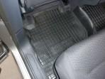 Коврики в салон Avto-Gumm для Volkswagen Touareg модельные