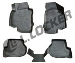 3D Коврики в салон для Audi A4 (B6/B7) 2001-2007
