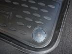 Novline Коврики в салон для Audi A6 (C6) 2005-2011 черные