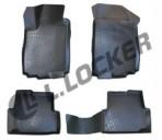 3D коврики в салон для Chevrolet Aveo 2012-