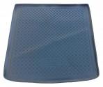 Коврик в багажник для Audi A4 (B8) Avant 2007- полиуретановый