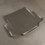 Коврик в багажник для BMW 1 (E87) 2004-2012 полиуретановый