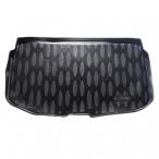 Коврик в багажник для Chevrolet Aveo Hatchback 2012- полиуретановый