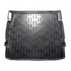 Коврик в багажник для Chevrolet Orlando 2011- (5-мест) полиуретановый