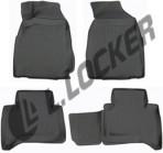 3D коврики в салон для Chevrolet Trailblazer 2012-