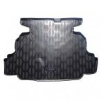 Коврик в багажник для Geely Emgrand EC7 Sedan 2011- полиуретановый