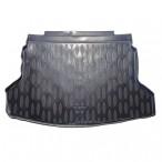 Коврик в багажник для Honda CR-V 2013- полиуретановый