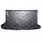 Коврик в багажник для Hyundai Accent Hatchback 2011- (Solaris) полиуретановый