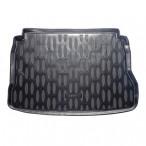 Коврик в багажник для Kia Ceed Hatchback 2006-2012 полиуретановый