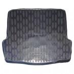 Коврик в багажник для Skoda Octavia A5 Combi 2004-2013 полиуретановый