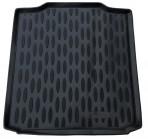 Коврик в багажник для Skoda SuperB 2008- полиуретановый