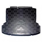 Коврик в багажник для Volkswagen Jetta 2011- (Trendline, Highline) полиуретановый