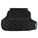 Коврик в багажник для Zaz Forza Sedan 2011- полиуретановый