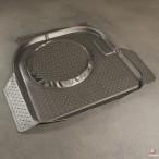 Коврик в багажник для Chery Amulet 2003-2012 полиуретановый